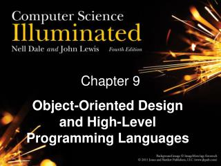 Object-Oriented Design and High-Level Programming Languages