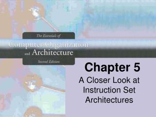 A Closer Look at Instruction Set Architectures