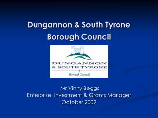 Dungannon  South Tyrone  Borough Council