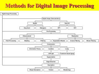 Methods for Digital Image Processing