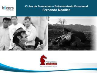 Ciclos de Formaci n   Entrenamiento Emocional Fernando Noailles