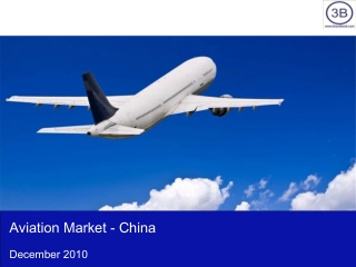 Aviation Market in China 2010
