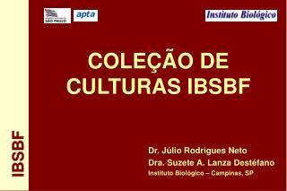 COLE  O DE CULTURAS IBSBF