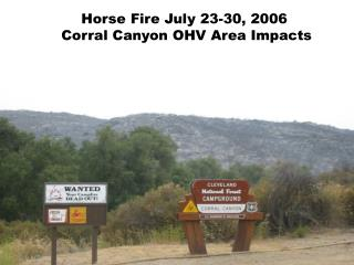 Corral Canyon PPT file