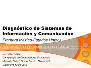 Diagn stico de Sistemas de Informaci n y Comunicaci n