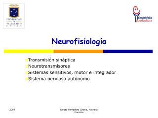 Neurofisiolog a