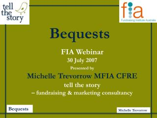 Bequests
