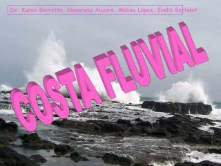 COSTA FLUVIAL