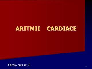 Cardio curs nr. 6