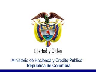 XBRL en el Presupuesto General de Colombia