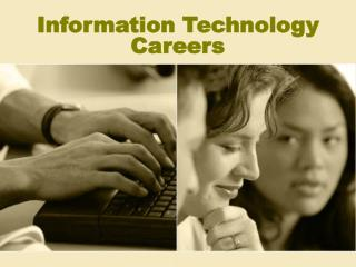 Information Technology Careers