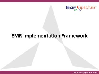 EMR-Implementation-Framework
