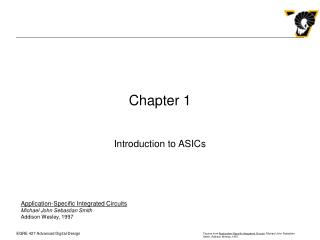 Introduction to ASICs