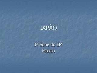 JAP O