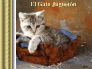El Gato Juguet n