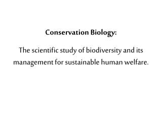essay on the threats to biodiversity powerpoint