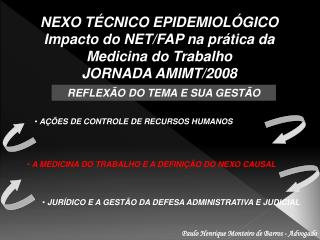 Paulo Henrique Monteiro de Barros - Advogado