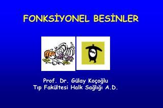Prof. Dr. G lay Ko oglu Tip Fak ltesi Halk Sagligi A.D.
