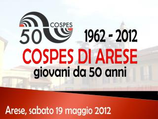 COSPES DI ARESE