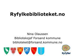 Ryfylkebiblioteket.no
