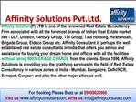 Godrej E City Project 09999620966 Godrej E City Luxury Flats
