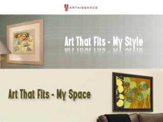 Art That Fits Your Style