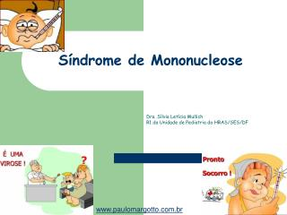 S ndrome de Mononucleose