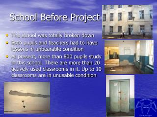 School Before Project