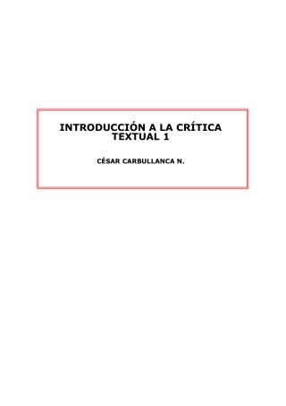 Introducci n a C