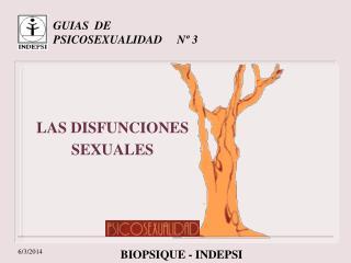 GUIAS  DE PSICOSEXUALIDAD     N  3