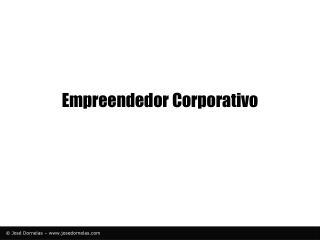 Empreendedor Corporativo