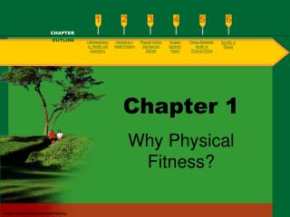Why Physical Fitness