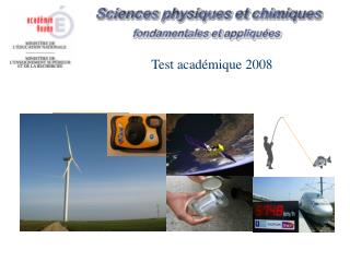 Test acad mique 2008