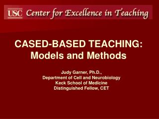 PowerPoint Presentation - Spring 2003 Forums on Teaching: