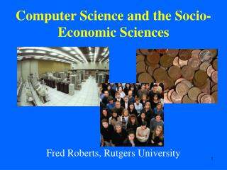 Computer Science and the Socio-Economic Sciences