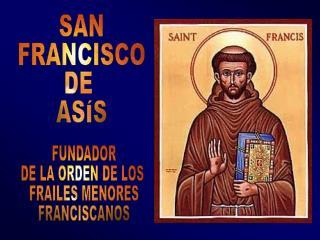 SAN FRANCISCO DE  AS S