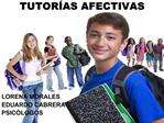 TUTOR AS AFECTIVAS