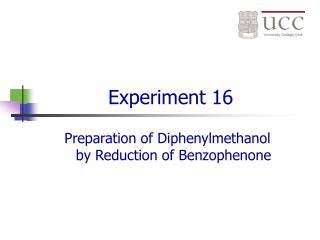 Experiment 16