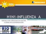 H1N1-INFLUENZA  A