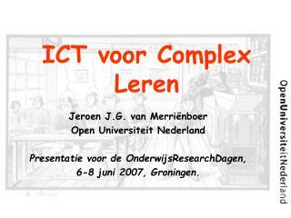 ICT voor Complex Leren