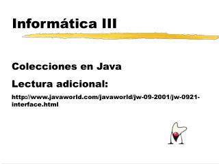 Inform tica III