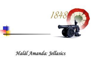 Hal l Amanda: Jellasics