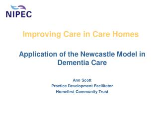 Improving Care in Care Homes