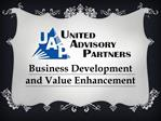 United Advisory Partners