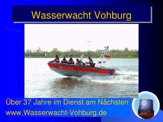 Wasserwacht Vohburg