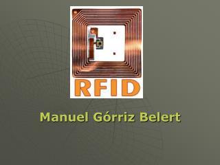 Manuel G rriz Belert