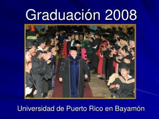 Graduaci n 2008