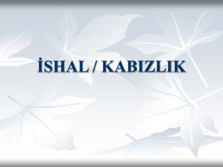ISHAL