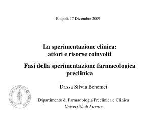 Empoli, 17 Dicembre 2009