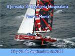 II Jornadas de Ingenieria Hospitalaria  Puerto Montt        28 y 29 de Septiembre de 2011